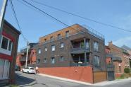 Construction d'un immeuble de 8 appartements à Auvelais