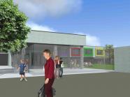 Construction d'une école