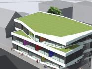 Construction d'un bâtiment scolaire primaire Hannut