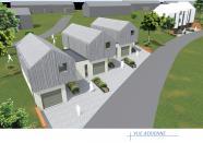 Construction de 6 logements acquisitifs  Cité Sainte Face à 6250 Pont-de-Loup